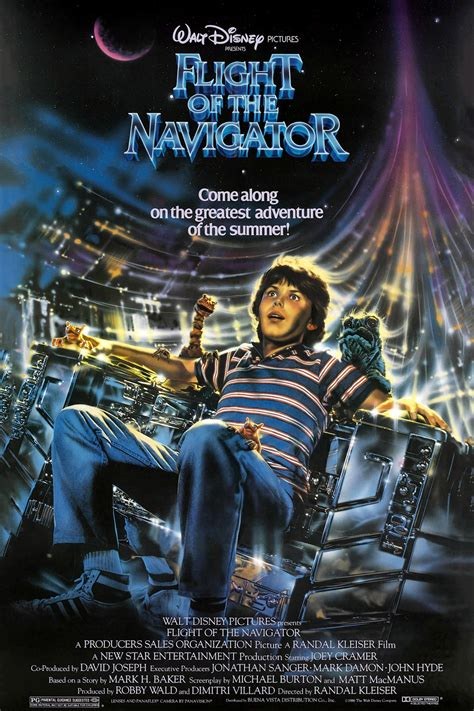 The Navigator rediscover the 80s classic flight of the navigator