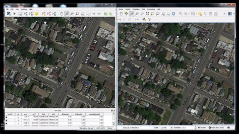 qgis tutorial google earth cara download dan georeference citra satelit google earth