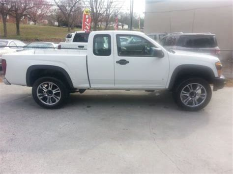 Chevrolet Colorado 4 Door For Sale by Find Used 2008 Chevrolet Colorado Extended Cab 4 Door 3 7l 4wd Automatic In For Us