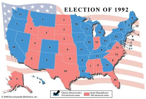 the us presidential election united states presidential election in idaho 1992