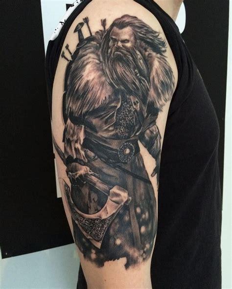 Imagenes De Tatuajes De Vikingos | fotos de tatuajes de vikingos impresionantes escenas de