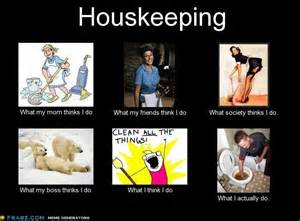 house keeping housekeeping and lol on pinterest