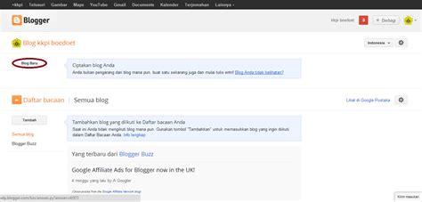 membuat blog dengan blogspot com langkah langkah membuat blog dengan blogger kkpi boedoet