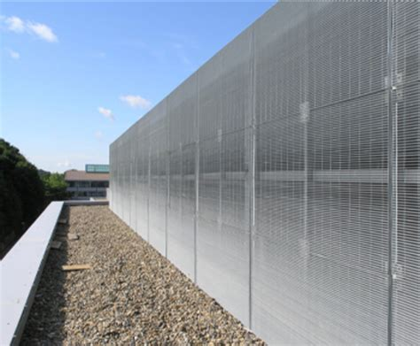 Plant Cloddig suffolk new college architectural grating screens lang