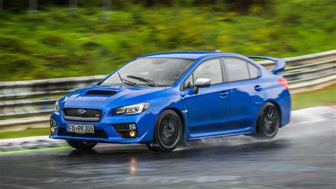 2017 subaru wrx sti on the nurburgring motor1 photos