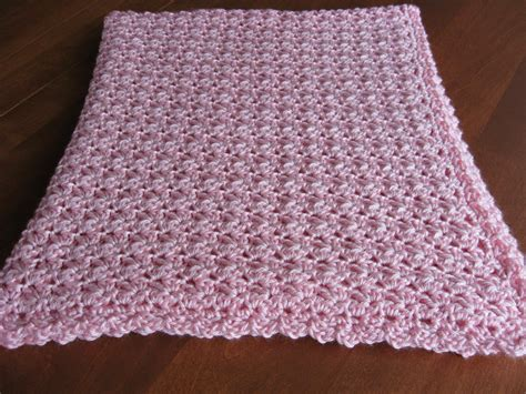 simple pattern to crochet a baby blanket best free crochet blanket patterns for beginners on pinterest