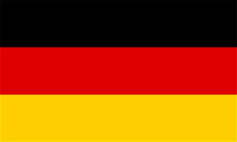 german flag colors meaning flag of germany