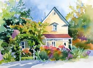 buy original art by catherine mccargar watercolor