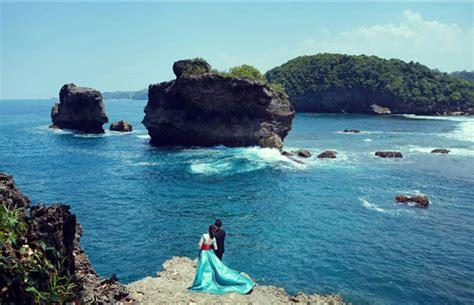membuat sim kabupaten malang wisata di pantai ngliyep soekarno melihat indonesia