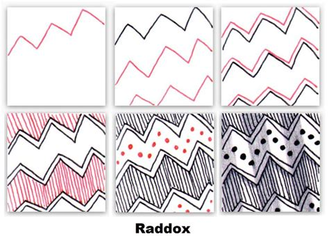 zentangle pattern dyon raddox official zentangle n r pinterest zentangle