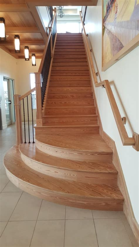 Reclaimed Wood Stairs, Stair Parts, Treads and Moldings