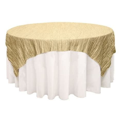 90 inch table 90 inch square organza table overlay chagne your