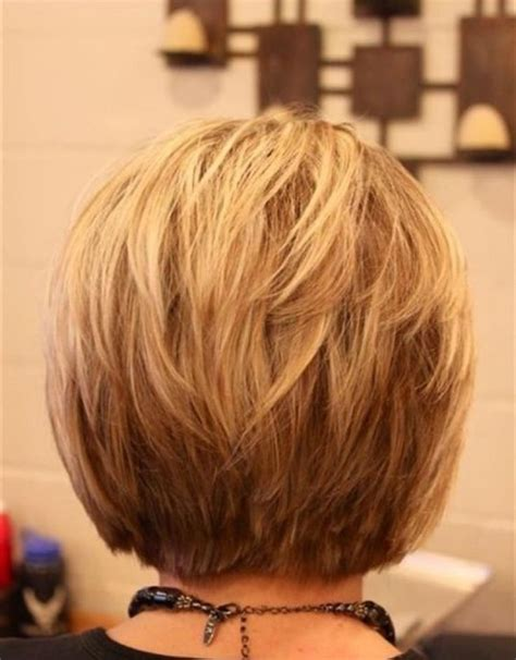 layered bob pictures show front and back view best 25 bob back view ideas on pinterest longer layered