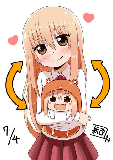 anime umaru anime himouto umaru chan eien blog