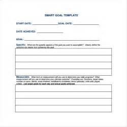 Template For Goals by Smart Goals Template 15 Free Documents In Pdf