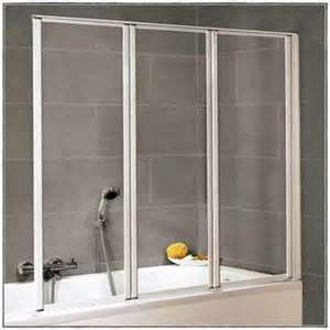 badewannen duschaufsatz duschtrennwand badewanne glas zuhause dekoration ideen