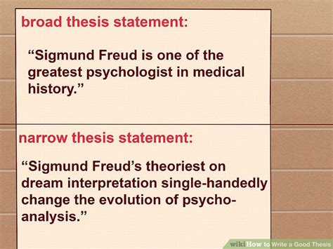 how to start writing your dissertation how to write a thesis 12 steps with pictures wikihow
