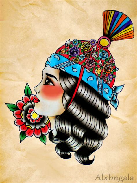 tattoo flash bank mexican tattoo flash by alxbngala on behance