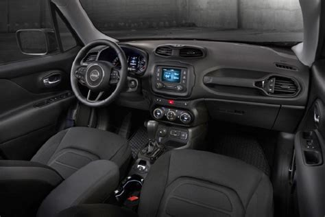 jeep renegade 2018 interior 2018 jeep renegade trailhawk release date changes