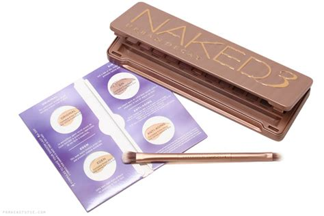 Naked3 3 Limited review swatches decay 3 palette from
