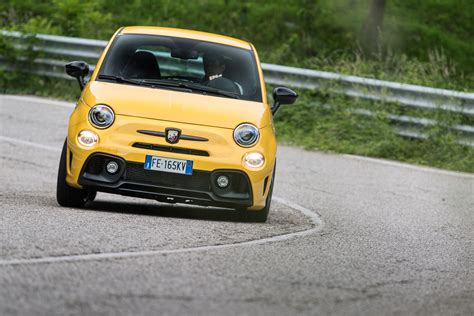 abarth 595 competizione review the little hatch with a