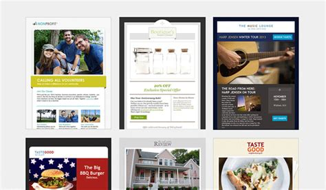Newsletter Templates Email Templates Constant Contact Constant Contact Newsletter Templates Free