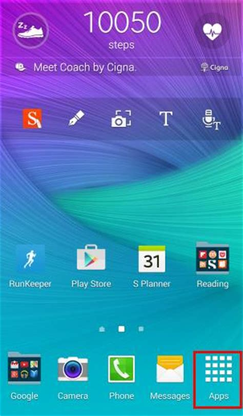 samsung galaxy note pictures apps directories how to create app folders on galaxy note 4 home screen and