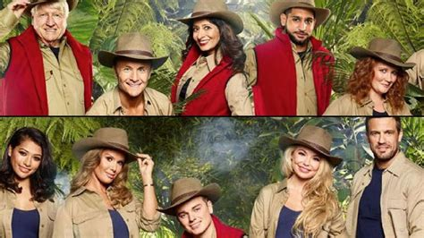 celebrity jungle 2017 whos going in who is in i m a celebrity get me out of here 2017 line