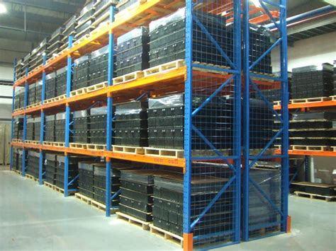 Industrial Rack Systems by Best Selective Pallet Racking System For Sales