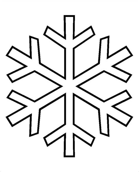 printable snowflakes to cut out best 25 snowflake pattern ideas on pinterest paper