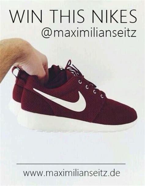 Jual Nike Roshe Run Instagram shoes nike roshe run nike roshe run nike running shoes nike air instagram burgundy