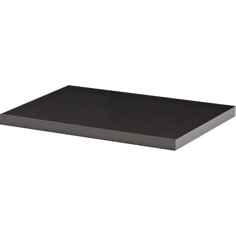Sumo Shelf by Sumo Black Shelf 450x400x25mm Mastershelf