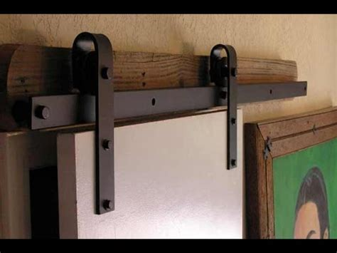Diy Sliding Barn Door Hardware Barn Door Hardware Diy Sliding Barn Door Hardware