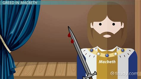 macbeth themes greed macbeth greed quotes analysis video lesson
