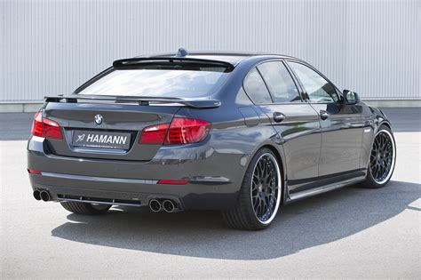 Home Interior Design Photo Gallery 2010 by Exclusive Hamann Refining Programme For The Bmw 5 F10
