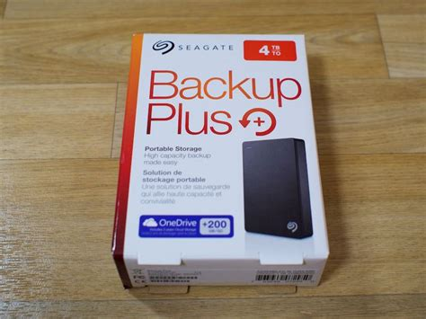 Hdd External Hardisk 4tb Seagate Backup Plus seagate review on with the 4tb backup plus portable