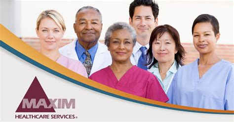 maxim healthcare services carers home health care