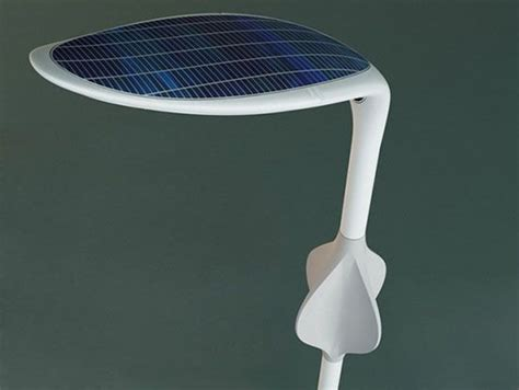 licht concept embryo is a solar and wind hybrid concept for streetlights