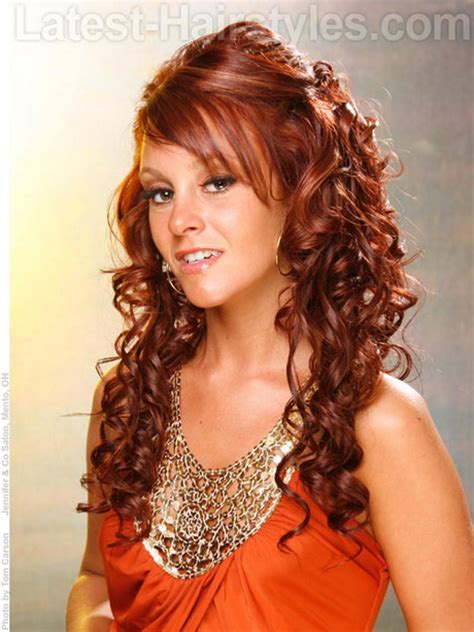 homecoming hairstyles for long thin hair prom hairstyles for long thin hair