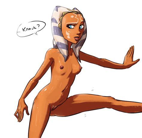 Ahsoka Tano Naked Pictures Naked Breasts