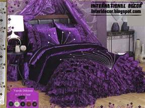 stylish purple bedding models purple duvets designs