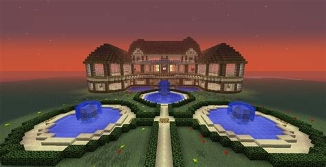 biggest house in minecraft biggest house in the world minecraft www pixshark com