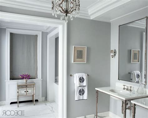 gray paint bathroom designers tip how to make small spaces seem large kate