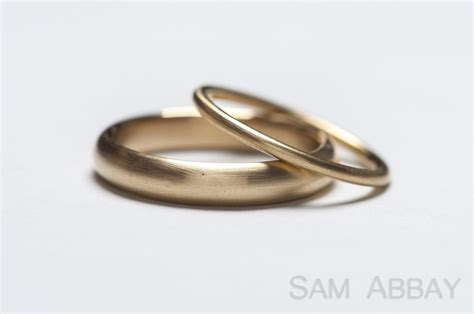 Eheringe Einfach by Simple Bands New York Wedding Ring