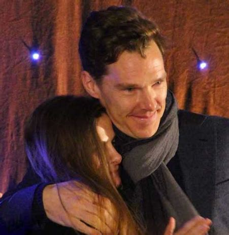 louise brealey photoshoot benedict cumberbatch louise brealey at the starfury