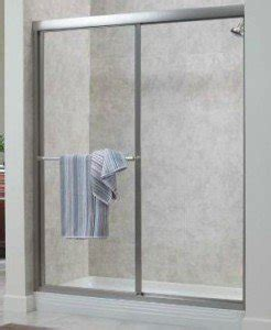 Best Thing To Clean Shower Doors How To Clean Your Glass Shower Door With A Lemon Salt One Thing By Jillee