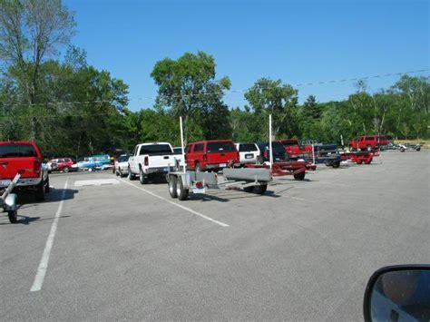 hamlin lake boat launch michigan state parks ludington state park