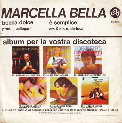 marcella testi marcella discografia cover testi