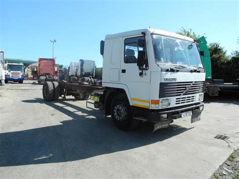 used volvo lorries volvo fl7 used lorries and trucks for sale preloved