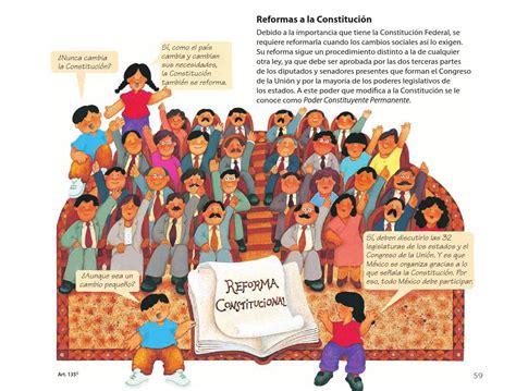libro conoce nuestra constitucin 5o grado conoce nuestra constituci 243 n 4o grado by rar 225 muri issuu